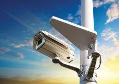 Helios Solar Wireless Surveillance Camera