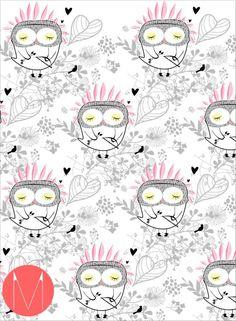 Love Owly by Monas