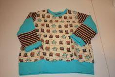Shirt aus Jersey nach der kostenlosen Anleitung MixMeBoy von Nemada