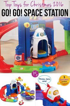 Find out why the Go Go Space Station is a great gift for toddlers!