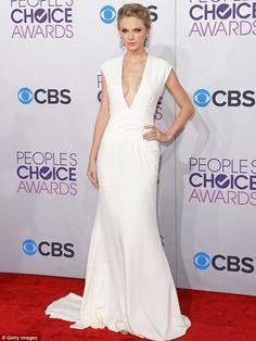 Parata di star ai People's Choice Awards 2013: red carpet e vincitori » Gossippando.it   Gossippando.it