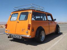 mini clubman mini #car @TheDailyBasics ♥♥♥