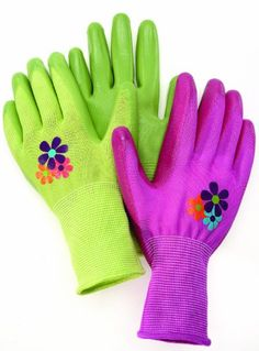 HandMaster Allegro Ultra Grip Gardening Glove, Small, Color Varies * Tried it! Love it! Click the image. : Gardening