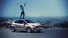 ♡❤ ❥  Peugeot 208 car @Burnadine Bezuidenhout Hebert  #automfg via #chatwrks