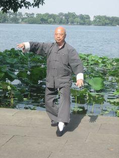 Tai Chi Master Chu King Hung, the Original Yang style
