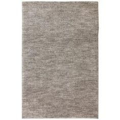 Allen + Roth Taney Gray And Black Rectangular Indoor Machine-Made Inspirational Area Rug (Common: 5 X 8; Actual: 5-Ft W