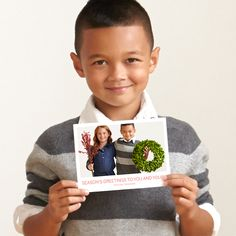 Send Photo Cheer! #holiday #photo #cards