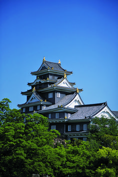Tottori, Monuments, Japan Landscape, Sea Of Japan, Japanese Castle, Black Castle, Asian Architecture, Okayama, Japan Photo