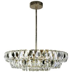 Dazzling Lobmeyr Chandelier | From a unique collection of antique and modern chandeliers and pendants  at http://www.1stdibs.com/furniture/lighting/chandeliers-pendant-lights/