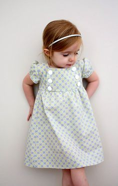DIY Junebug Dress by Craftiness Is Not An Option
