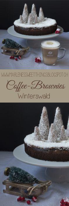 Coffee-Brownies