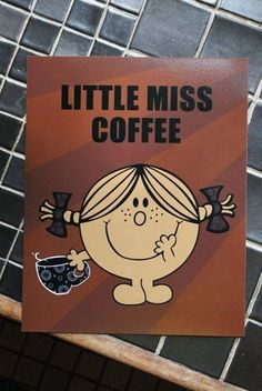 Little Miss Coffee #CoffeeMillionaires #CoffeeLovers #workfromhome
