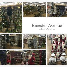 Christmas at Bicester 2015