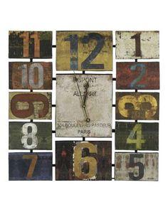 Herschel Clock from Home Comfort - #home #interior