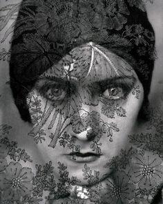 Gloria Swanson, 1924  Photographer: Edward Steichen