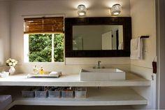 iluminação espelho wc - Pesquisa Google