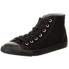 Converse AS DAINTY Hightop trainers ($81) ❤ liked on Polyvore