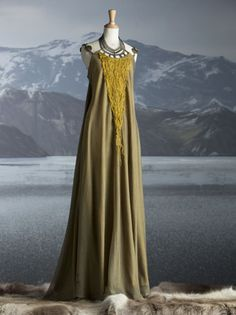 The Costumes of 'The Vikings', Siggy