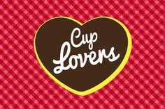 Cup Lovers, Logo, Packaging Design