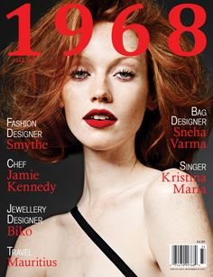 Get your digital subscription/issue of 1968 Magazine-Fall 2013 Magazine on Magzter and enjoy reading the magazine on iPad, iPhone, Android devices and the web. Mauritius, Magazine Art, Editorial Fashion, Designer, Interview, Jewelry Design, Portrait, Digital, Bookstores