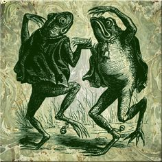 In a the final part of our explorations of toad lore, Mr Jim Moon looks the role of familiars in witchcraft, and examines the trial. Frosch Illustration, Illustration Art, Sapo Frog, Frog Pictures, Funny Frogs, Frog Art, Frog And Toad, Aesthetic Art, Dark Art