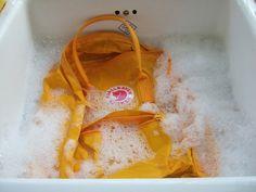 Washing  Kanken