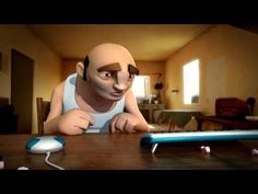 This Side Up - A Short Animation by Liron Topaz - YouTube/  Determining the size of the problem...