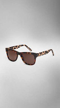 7ee0e7c8dd1f Animal Print Sunglasses Burberry Sunglasses, Sunglasses Women, Cat Eye  Sunglasses, Mommy Fashion,