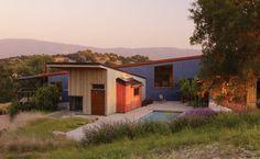Santa Ynez House by Fernau + Hartman Architects