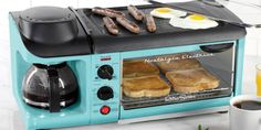 This Retro 3-in-1 Breakfast Station Is About To Make Your Mornings So Much Better