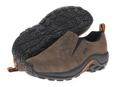 Merrell Jungle Moc Waterproof - For work? Must order larger (size 10) or 9.5 Wides