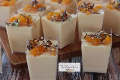 Pud Custard & Peaches recipe by Theretrokitchen posted on 13 Apr 2018 . Recipe has a rating of by 1 members and the recipe belongs in the Desserts, Sweet Meats recipes category Mini Dessert Recipes, Mini Desserts, No Bake Desserts, Sweet Meat Recipe, Tandoori Masala, Custard Powder, Food Categories, Pudding Recipes, Peaches