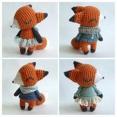 #averse_toys #fox | WEBSTA - Instagram Analytics