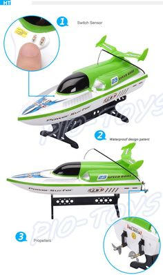 Summer Gift 4CH RC Big Speedboat Racing Machine Model Boat Outdoor Radio Yacht Toy Office Decoration Sailing Game Drive Fun > Newest remote control toys shop