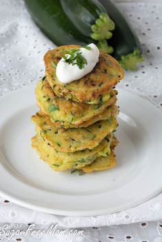 zucchini fritters4 (1 of 1),  Just made these for breakfast, added a little organic corn and used coconut oil instead of butter. served with plain greek yogurt and a little strawberry jam. Delicious, g-free and easy to make!