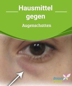 #Hausmittel gegen #Augenschatten Sie schauen morgens in den Spiegel und sehen schreckliche Augenschatten, die Ihr Gesicht #verunstalten? Auch nach einer erholenden #Nachtruhe sind oft Augenringe vorhanden. Doch was kann man dagegen tun?