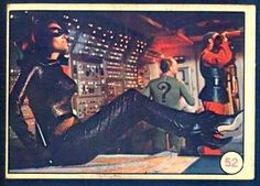 1960s Batman Cards | 1960s Batman TV show trading cards pt. 3