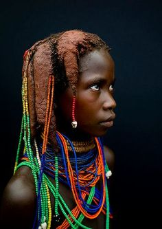 Pippa Beaumont:  Tribes of Southern Angola