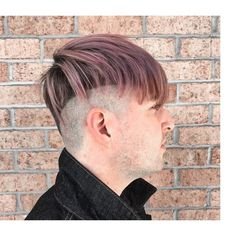 """Hair by Kelli @kellitee (Crafter 3): Cut & color using Schwarzkopf Lilac Toner & styled with Kevin.Murphy Hair.Resort at #tribecacolorsalon #tribecaybor #behindthechair #hairstyles #hairsalon #hairofinstagram"""