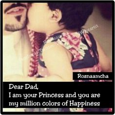 May Allah bless us and give all of us a long and happy life. Father Daughter Love Quotes, Love My Parents Quotes, Mom And Dad Quotes, I Love My Parents, Fathers Day Quotes, Fathers Love, Love U Papa, I Love My Dad, Love My Family
