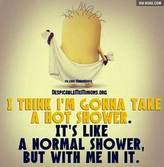 Minions are cute, Adorable and Funny ! Just like Minions, There memes are also extremely hilarious . So here are some very funny and cool minions memes, they will sure leave you laughing for a whi… Minion Love Quotes, Minions Love, Minions Quotes, Minion Top, Minion Sayings, Minions Fans, Lol, Haha Funny, Hilarious