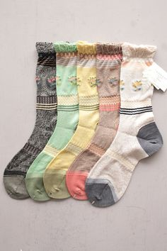 MISS LACE socks, antipast