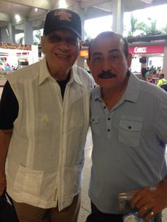 Adalberto Santiago y Charlie Aponte