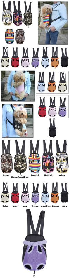 I like it except for the feet hanging out. Can't imagine that dogs would enjoy that Pet Puppy, Pet Dogs, Dogs And Puppies, Dog Cat, Dog Items, Dog Carrier, Pet Carriers, Diy Stuffed Animals, Pet Clothes