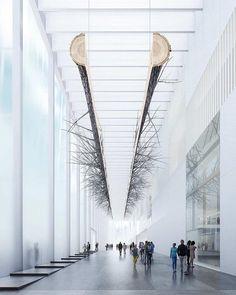 "Design.Only (@design.only) na Instagramu: ""Guggenheim Helsinki by Asif Khan . •#Design_Only"""