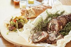 Fall-Apart Lamb Shanks Braised With Mustard And Mint Recipes ...