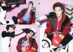 Sehun & D.O. XOXO Photobook