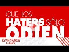 Shake It Off (spanish version) - Kevin Karla & La Banda (Lyric Video) - YouTube