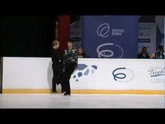 Finlandia Trophy 2012 Espoo 5.10.2012 Men short program first group warmup - YouTube