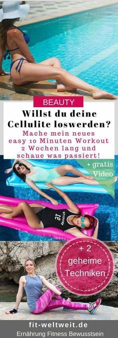8 Uncomplicated Exercises To Reduce Cellulite On Thighs #LaserCelluliteRemoval #CelluliteRemovalBeforeAndAfter #howtotreatcellulite #CelluliteLotion #WhatIsCelluliteRemoval Cellulite Wrap, Causes Of Cellulite, Cellulite Exercises, Cellulite Remedies, Reduce Cellulite, Anti Cellulite, Cellulite Workout, Fitness Motivation, Sport Fitness